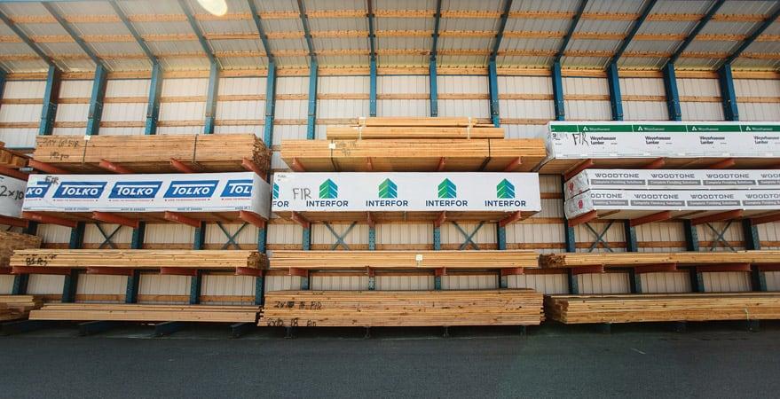 Framing & General Carpentry Lumber