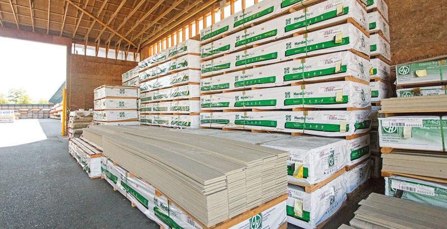 building siding